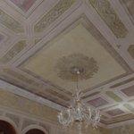 plafond espace commun 1er étage