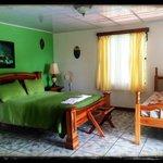 Room # 6 at Rancho Naturalista