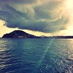 In partenza da Pozzuoli... verso Ischia sempre il sole!