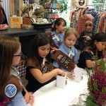 Girl Scout Story Time Event