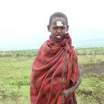 Local Masai boy