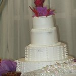 Cake at Wedding