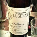 Superb partially filtered Manzanilla