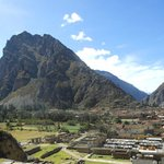 Stayed in Ollantaytambo