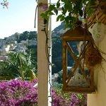 Calipso - lantern on balcony