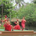 Canoe Pagent