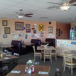 Scobies grill from the inside
