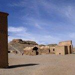 Torre del silenzio-Yazd