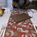 Arnguli Grill table