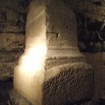 Cripta da igreja.