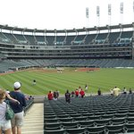 If you go early, you can watch batting practice