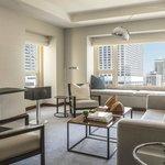 Gold Coast Suite Living Area