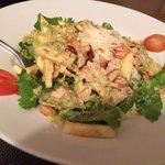Salad, cob not on the corn!