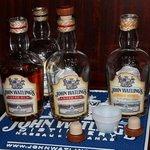 Watling's Rum tasting