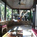 Our porch - villa #24