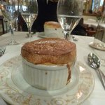 the very famous souffle