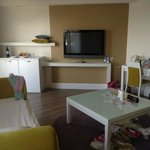 Lounge within Junior Suite - 2 sofas