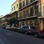 Views of New Orleans, a Random Street scene