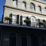 The site of Madame LaLaurie's home