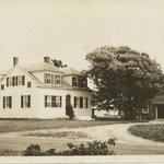 Old Black and White of Nauset House Inn
