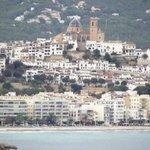 vistas de Altea desde el Faro