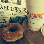 Photo de Dunkin Donuts