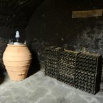 Castle - Old Wine Bottles and Clay Storage