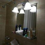banheiro tamanho normal