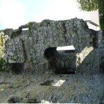 Particolari dell'esterno del castello