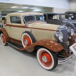 1932 Chrysler Sport Coupe