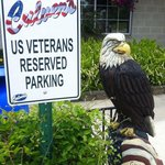 Veterans HONORED here !!