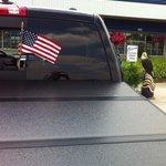 A patriotic STOP !!
