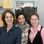 Great Team: Ines (GM) w/ Room & Dining Managers