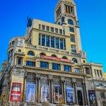 Bellas Artes Tower - Madrid Spain