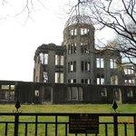 Outra vista do edificio da cupula da bomba