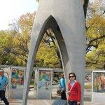 Monumento das crianças à paz