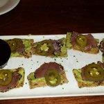 Mahi Tuna Nachos...awesome!