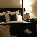 Heavenly-like luxe bed