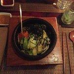 avocado stone rice bowl