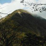 蛭ヶ岳(臼ヶ岳からの展望)