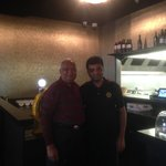 With the Duty Manager - Ajit