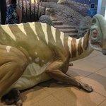 Dinosaur Gulch Greeter
