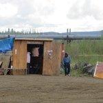 gift shop on Yukon River