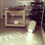 Stylish Christmas decorations!