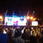 Maspalomas pride - the live stage.