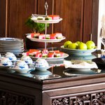 Afternoon tea every day between 4pm-5pm for our house guests