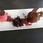 OMG . . . CHOCOLATE TRUFFLE CAKE