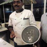 Chef Selvin Raja