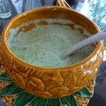 la soupe de concombres