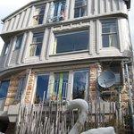 unusual facade